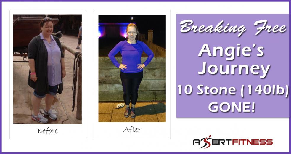 Assert Fitness - angies journey