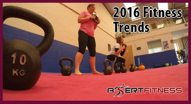 2016 Fitness Trends