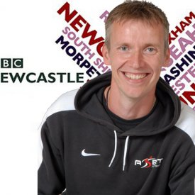 BBC Radio Newcastle Interview with Dean Coulson