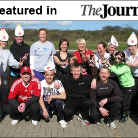 The Journal - Charity Fitness Camp Raises Money